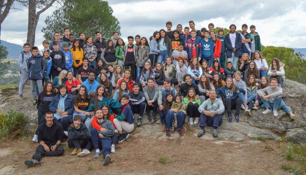 Campamento GBE Madrid